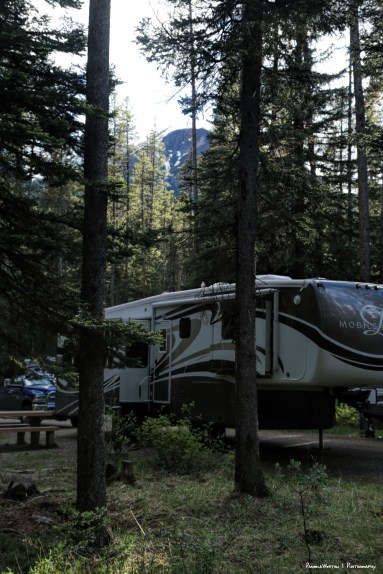 Campground at last! A Beautiful spot!
