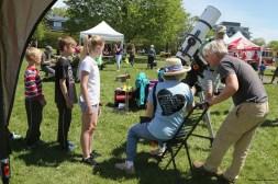 Nepean Solar Observing