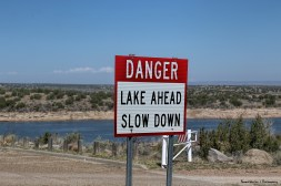 How many idiots drove into the lake before they put this up?;)