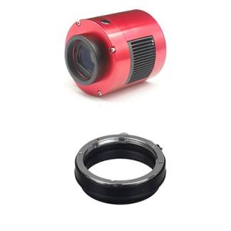 3- ZWO/QHY Camera, Lens & IDAS Filter Adapters