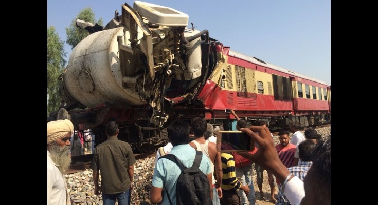 train Accident Predictions