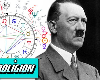 hitler's astrology chart