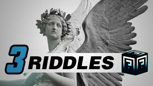 3 Lyrical Riddles