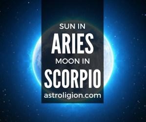 scorpio sun and scorpio moon compatibility