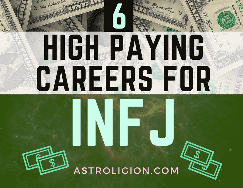 infj high paying careers