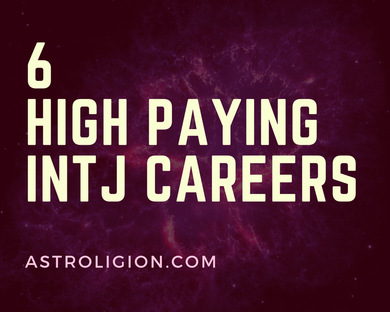 6 High Paying Careers For INTJs