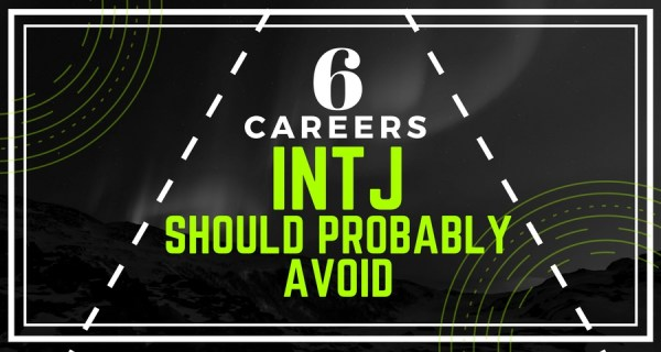 intj careers to avoid