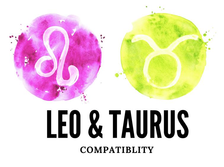 leo and taurus romance