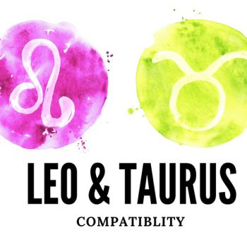 Leo and Taurus relationship