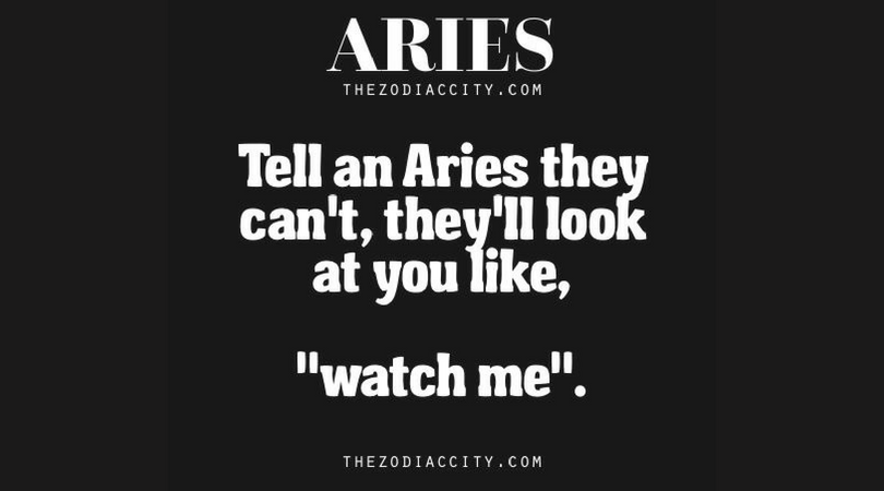 Aries Zodiac Sign 25 Things To Know About The Ram