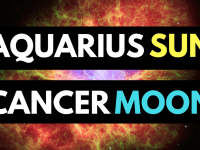 aquarius sun cancer moon personality