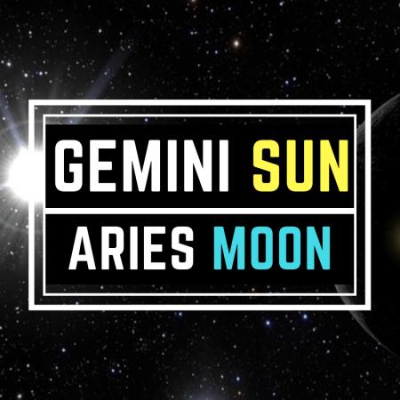 "Gemini Sun Aries Moon – ""The Free Radical"""