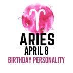april 8 zodiac sign birthday