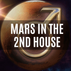 mars in the 2nd house image