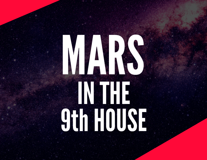 mars in the 9th house