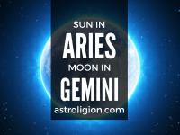 sun in aries moon in gemini