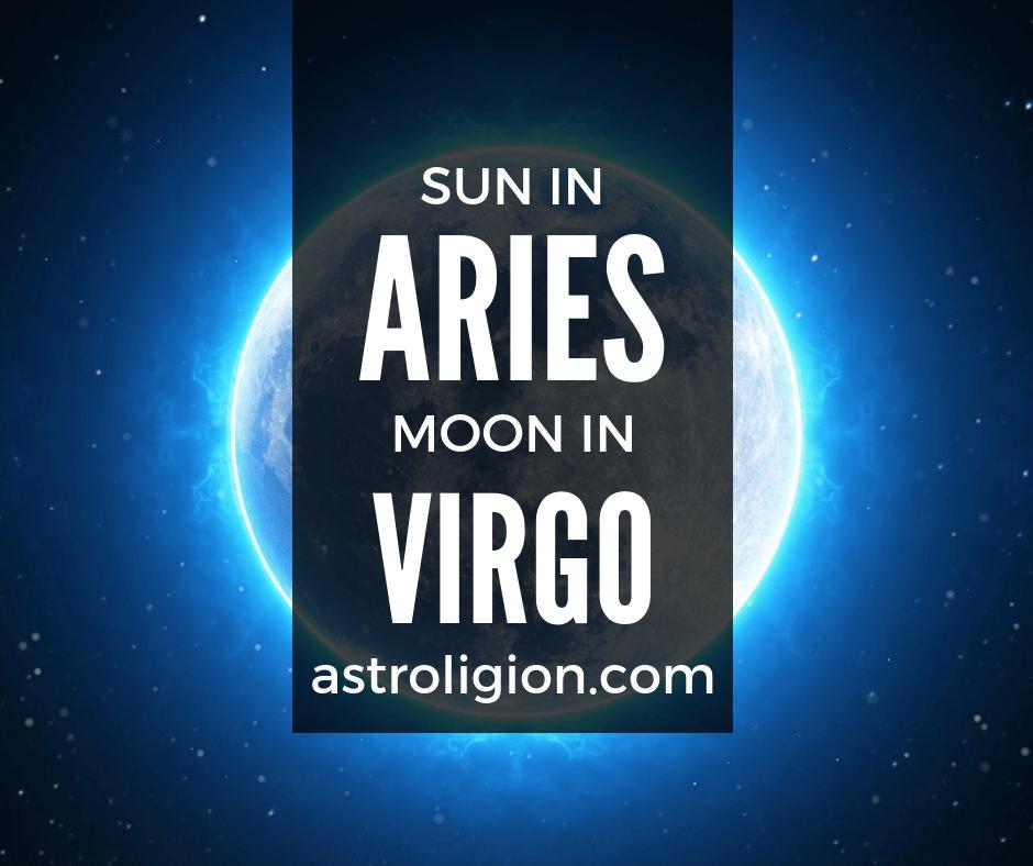 Aries Sun Virgo Moon Personality Astroligion Com