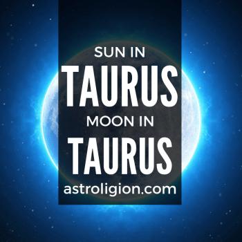 sun in taurus moon in taurus
