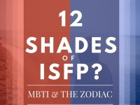12 shades of ISFP