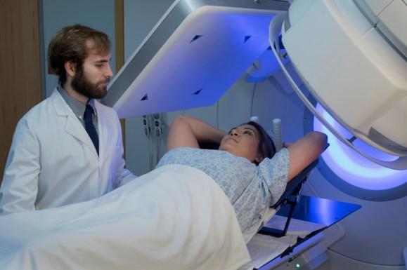 esfj radiation therapist
