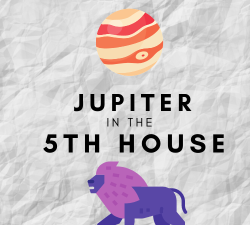 Jupiter in the 5th House – Have Fun and Prosper