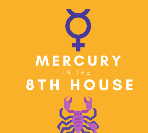 Mercury in the 8th House – Transformative Thinker