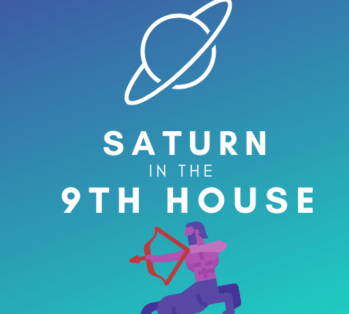 Saturn in the 9th House – Dogmatic Repression