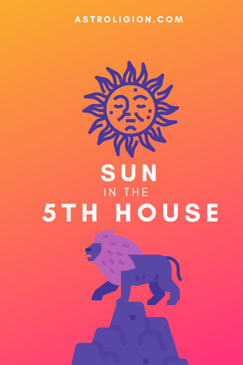 Sun in the 5th House – Creative Self Expression