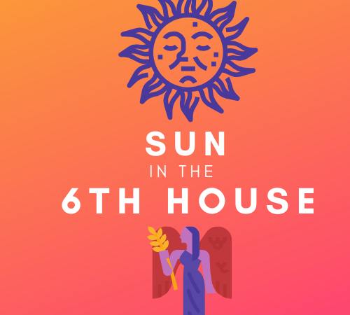 Sun in the 6th House – Proud Service