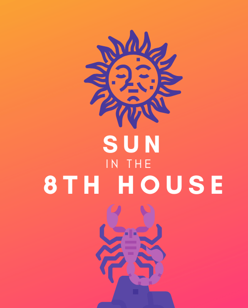 sun in the 8th house pinterest