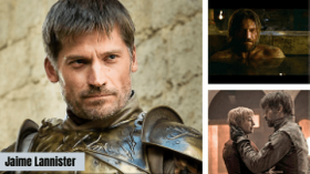jaime lannister game of thrones