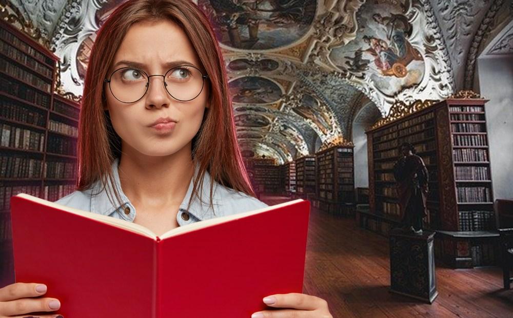 librarian mbti