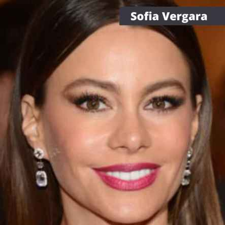 sofia vergara eyes