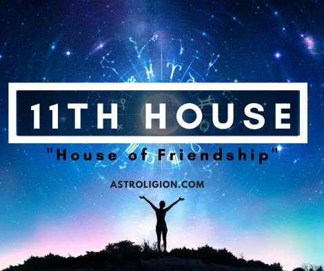 11th House: The House of Hopes