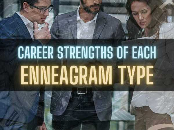 The Enneagram Types in the Workplace
