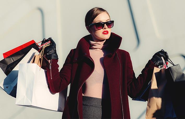 Los signos más adictos a las compras