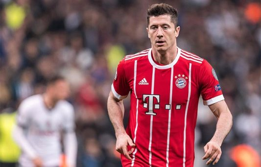 Robert Lewandowski: Leo