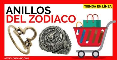 Tienda online de Anillos del Zodiaco