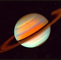 სატურნი მეორე სახლში