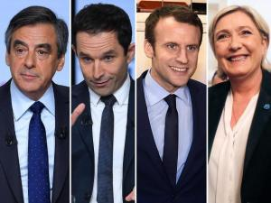 Astrological Forecast on French Presidential Elections 2017