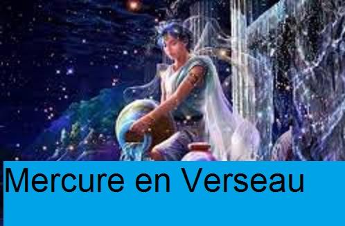 Mercure en Verseau