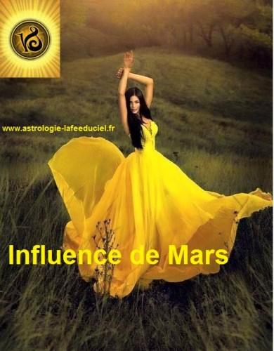 Capricorne : L'influence de Mars