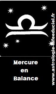 Mercure en Balance