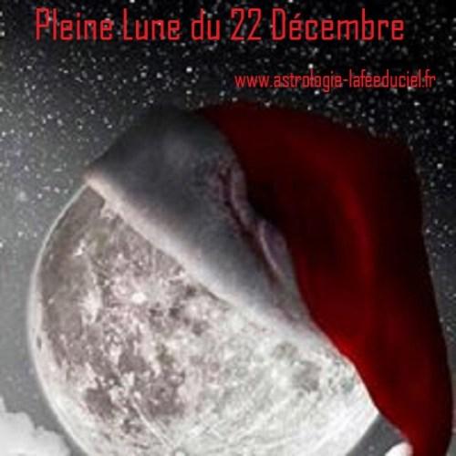 Pleine Lune du 22 Décembre 2018