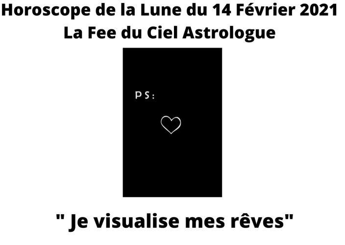 Horoscope de la Lune du 14 Février 2021