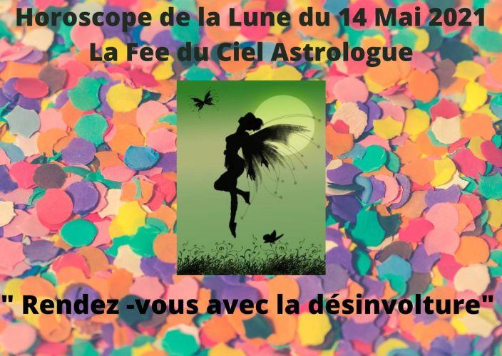 Horoscope de la Lune du 14 Mai 2021