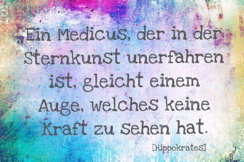 Zitat von Hippokrates