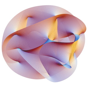 Superstring Model of the Universe