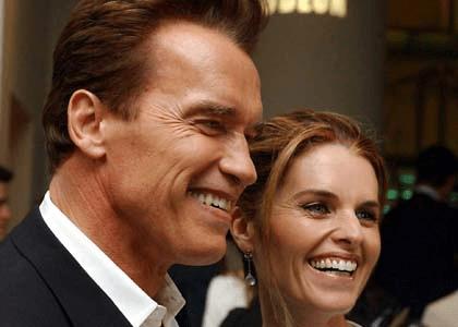 Schwarzenegger and Shriver