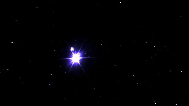 Acrux Star, Alpha Crucis